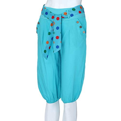 SOMESUN Gris Ciel Capris Ciel DContract Jambe Solides Pantalon Boho Vert Bleu Carreaux Kaki Taille Rouge Sept Points Yoga Blanc Femmes Fonc D'T Casual Baggy Bleu Basse D'ArmE Large rBprqnW