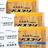 【3個】 大高酵素 バスコーソ酵素入浴剤(100g×6袋)x3個 4971578001095