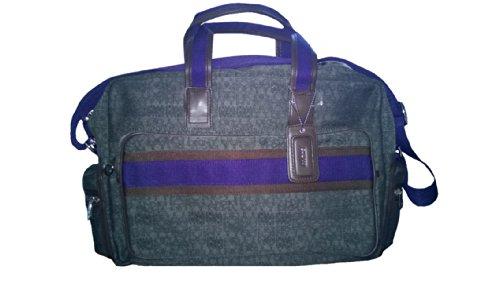 DKNY Men's Logo Monogram Business Bag