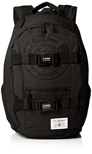 element-young-mens-mohave-skate-backpack-with-straps-and-laptop-sleeve-accessory-mohave-all-black-m-