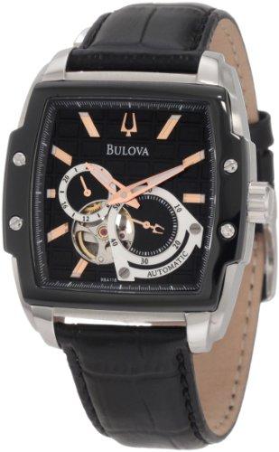 Bulova Men's 98A118 BVA Dual aperture dial Watch (Bulova Automatic Womens Watches)