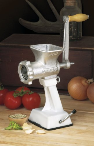 Universal Housewares Cast Iron Table-Top Meat Chopper