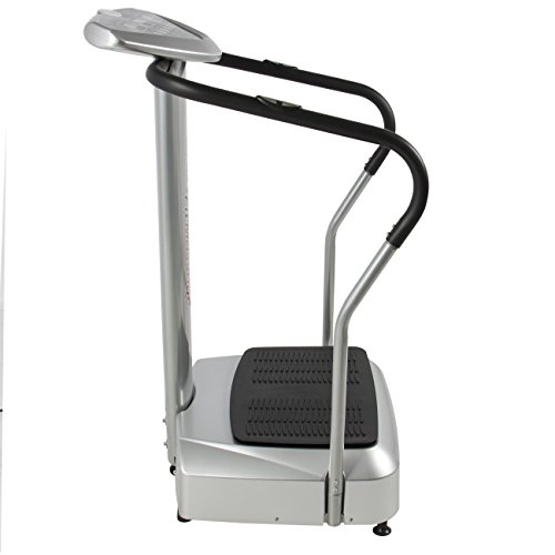 Best Choice Products New Slim Full Body Vibration Platform ...