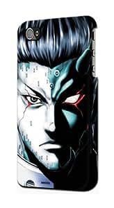 S1975 Terra Formars Komachi Shokichi Case Cover For IPHONE 4 4S