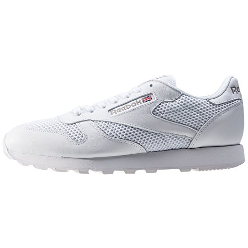 Reebok Classic Leather Knit Hommes Baskets