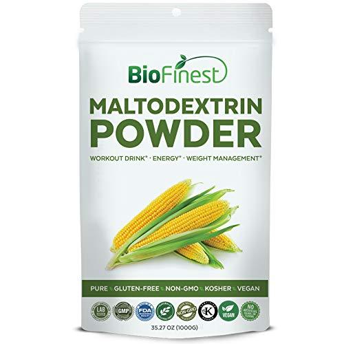 Biofinest Maltodextrin Powder Gluten Free Pre Workout product image