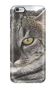 Hot Fashion OpuienZ2883LCNeR Design Case Cover For iphone 6 4.7 Protective Case (savannah Cats )