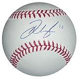 JOSH NAYLOR SIGNED OFFICIAL MANFRED BASEBALL w/MLB HOLOGRAM SAN DIEGO PADRES