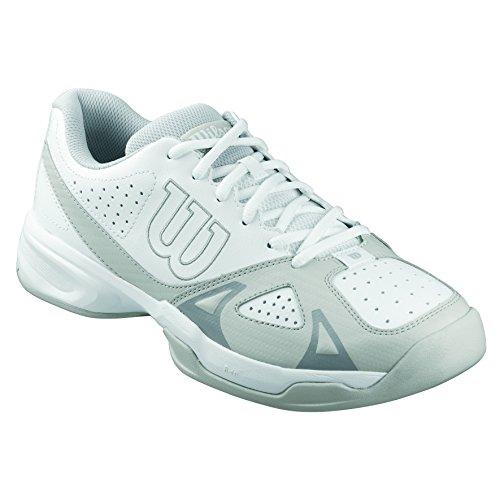 Multicolore Chaussures De Acier Rush Homme 2 blanc Wilson Froid Pour Gris Open Tennis 0 gTWp1