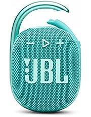 JBL CLIP 4 Ultra-Portable Waterproof Speaker, Teal