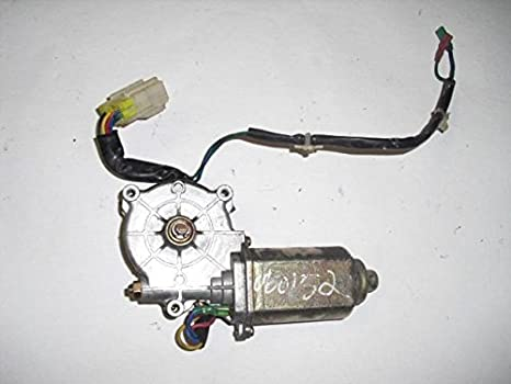 Motor del limpiaparabrisas trasero para 91 92 93 94 95 96 97 Isuzu Rodeo 94 95 96 97 Honda Passport: Amazon.es: Coche y moto