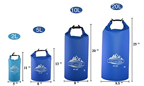 Dry-Bag-Waterproof-Sack-Multiple-Sizes-with-Shoulder-Strap
