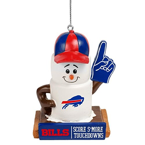 NFL Smores Ornament Buffalo Bills
