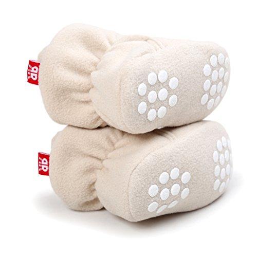 Pictures of Newborn Cozie Fleece Bootie Unisex Infant Toddler A0862 6