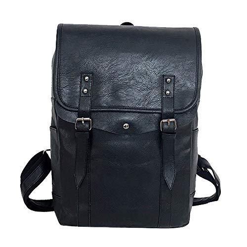 (2018 Classic Unisex Backpack Vintage England Style Travel Large Capacity Bag)