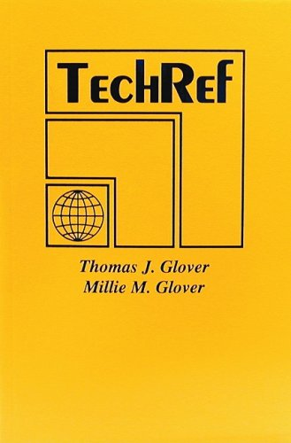 Tech Ref Thomas J. Glover and Millie M. Young
