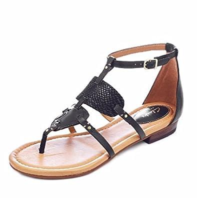 9d809de4d Clarks Viveca Athen Sandal - Black - UK 3 D - EUR 35.5  Amazon.co.uk  Shoes    Bags