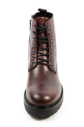 Womens up Vagabond Boots Lace Red 6qwfTUn