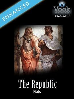 The Republic: Vook Classics by [Plato]