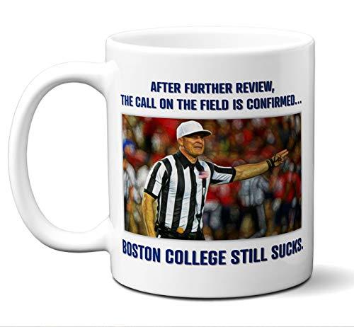 Boston College Eagles Suck Coffee Mug, Cup.