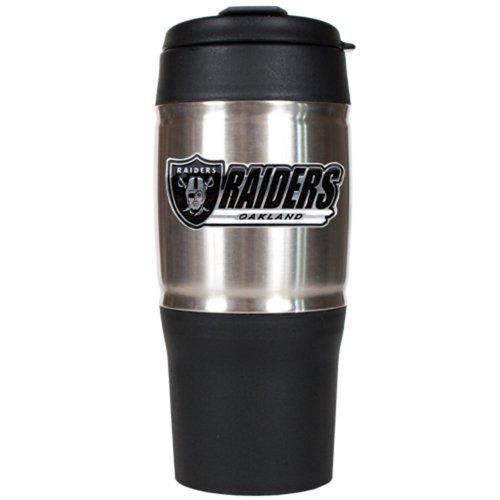 Oakland Raiders Leak Resistant Travel Mug