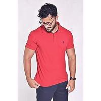 Camisa Polo Malik Piquet Confort Poeta