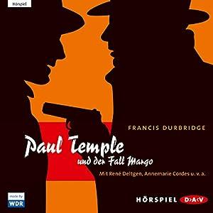 Paul Temple und der Fall Margo Hörspiel