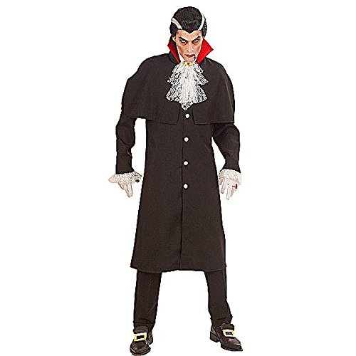 [Mens Count Dracula Heavy Costume Extra Large Uk 46