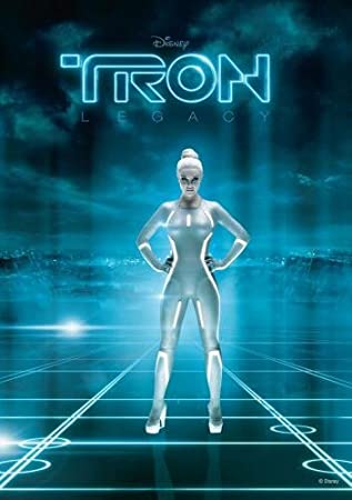 Tron Movie Poster 24in x36 in #F9 24x36