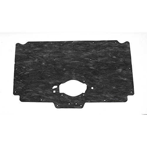 Z28 Hood (Eckler's Premier Quality Products 33-150270 Camaro Hood Insulation, Z28 With Cross Fire Fuel Injection)