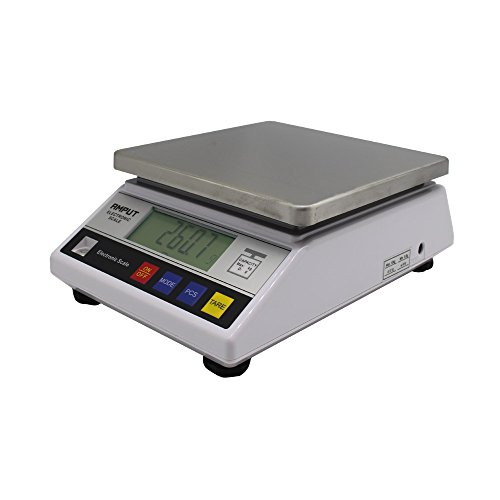 High Precision 10kg x0.1g Digital Accurate Balance with Counting Function Lab Scale by top-tool (Image #2)
