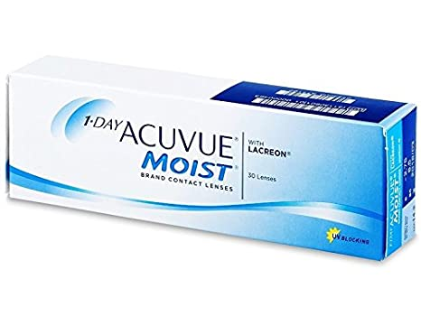 godere del prezzo di liquidazione come scegliere stile popolare 1 Day Acuvue Moist - Lenti a Contatto Giornaliere Acuvue ...