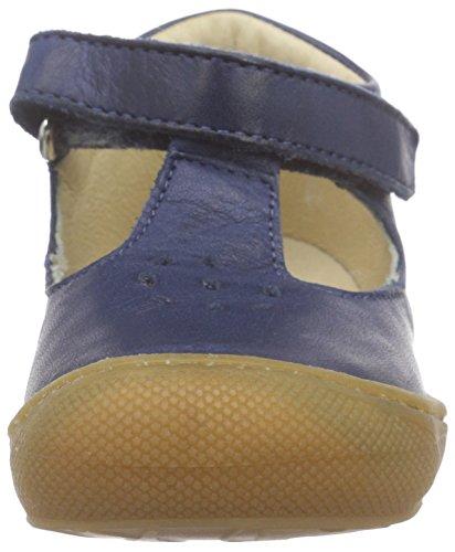 Bleu Spazzolata Nappa Ballerines Naturino Navy Garçon 3995 ZxwfXTqXt