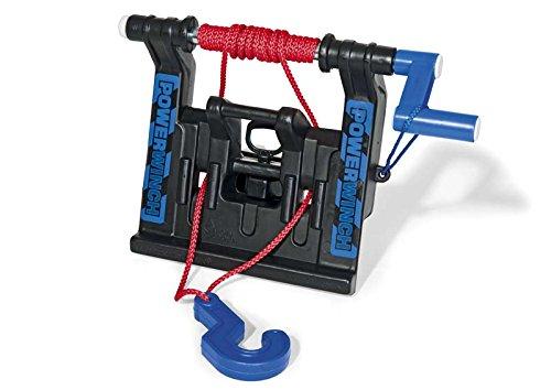 Feuerwehr Tretauto - Rolly Toys Seilwinde Powerwinch
