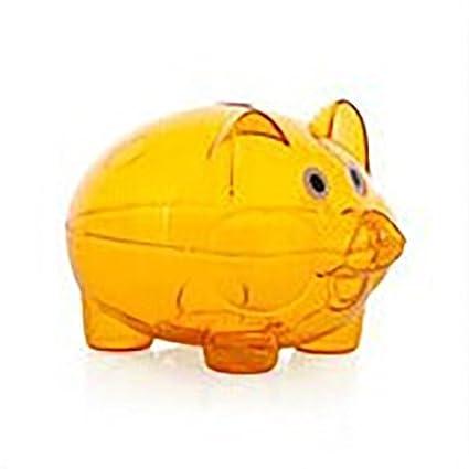 P-H Piggy Bank Piggy Bank - Monedero de plástico ...