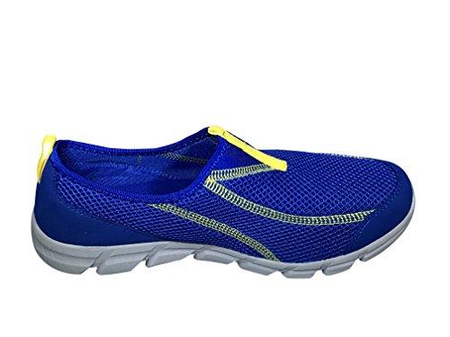 Pictures of Viakix Mens Water Shoes - Comfortable Lightweight Mesh Aqua Sneakers - Swim, Pool, Beach Shoes for Men 3