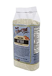 Bob's Red Mill Oat Bran Cereal, 18 Ounce