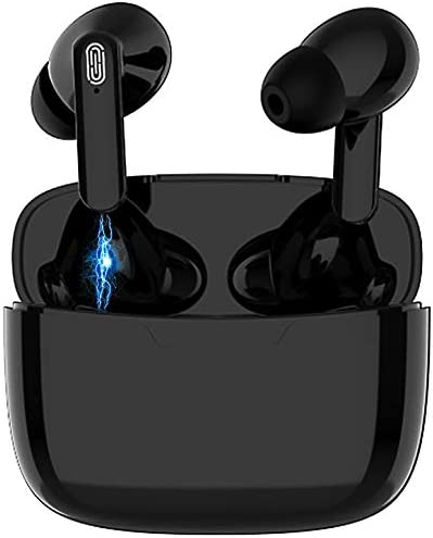 Bluetooth Earbud Wireless Headphones Wireless Earbud, Bluetooth in Ear Earphones with Mic, 3-6H Playtime IPX5 Sweatproof Noise Cancelling Headset for Running/Workout for Android/iPhone/Airpods