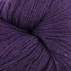 Weight Merino Fingering - Valley Yarns Charlemont Fingering Weight Sock Yarn, Superwash Merino Wool/Silk/Polyamide - Purple Passion