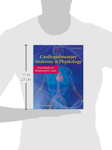 Buy Cardiopulmonary Anatomy & Physiology: Essentials of Respiratory ...