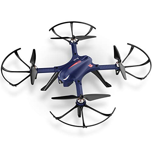 DROCON Blue Bugs 3 Brushless Motor Quadcopter Drone for Beginners and (Bugs 3)