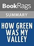 Summary & Study Guide How Green Was My Valley by Richard Llewellyn