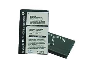 Battery2go Battery fit to i-Blue BA-01, 737, BA-01, BT-Q1000P, HXE-W01, HX-N3...