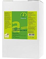 Effectieve micro-organismen Aktiv (EM-Actief), bodemhulpstof - meststof - 10 liter box/tas