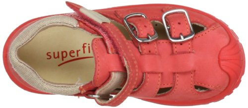 Superfit Softtippo 00042954 Mädchen Sandalen Rot (coral kombi 54)