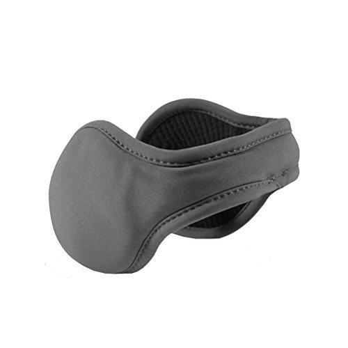 180s Men's Urban Ear Warmers, Grey, One Size