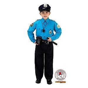 Aeromax Jr. Police Suit - 41lxsYpy 0L - Aeromax Jr. Police Suit
