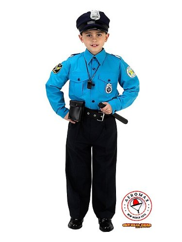 Aeromax Jr. Police Suit