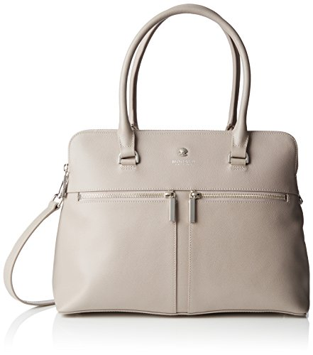 Modalu Womens Pippa Classic Top-Handle Bag Shark