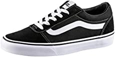 d6cfc45705 UPC 190543158471 Vans Ward Men US 9.5 Black Skate Shoe Pre Owned ...